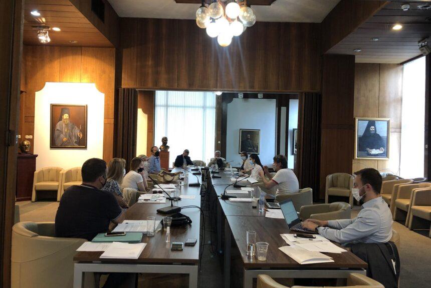 Информација за одржана работна средба на Платформа за Еколошка правда