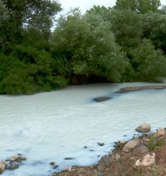 Студии на случај на загрозување на животната средина, загадувањето на водните ресурси и ефективноста на инспекцискиот надзор